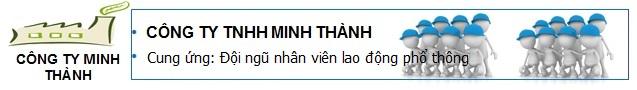 Công Ty TNHH Minh Thành