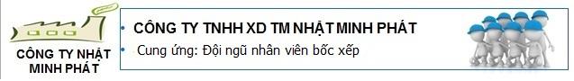 Công Ty TNHH XD TM Nhật Minh Phát